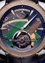Parmigiani Fleurier Pershing Samba Madeira Watch