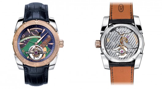 Parmigiani Fleurier honors Brazil with a new timepiece