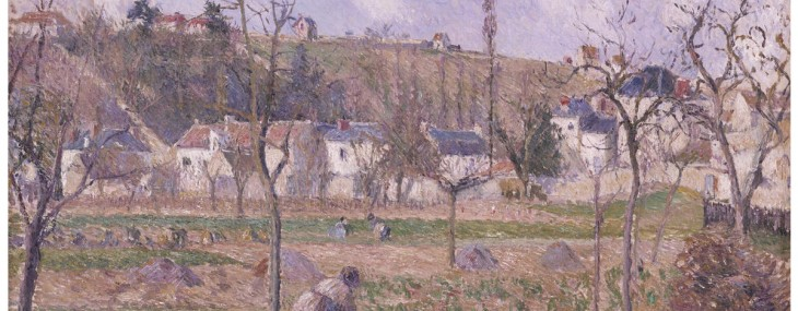 Pissarro Masterpiece from the Years that Defined Impressionism on Offer at Bonhams New York