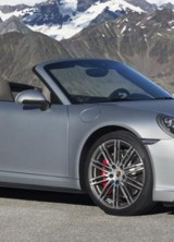 New Porsche 911 Turbo Cabriolet And 911 Turbo S Cabriolet