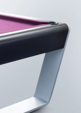 Unique and Visionary Design of New '24/7 Billiard Table' by  Porsche