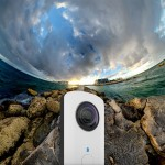 Ricoh Theta – World's First 360-degree Camera with One Shot