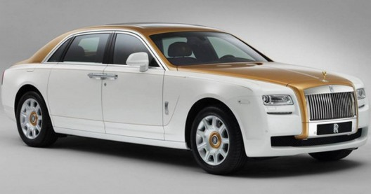 Rolls-Royce has promoted the new special edition of Ghost, but not at the Frankfurt Motor Show which is currently underway, but on Facebook