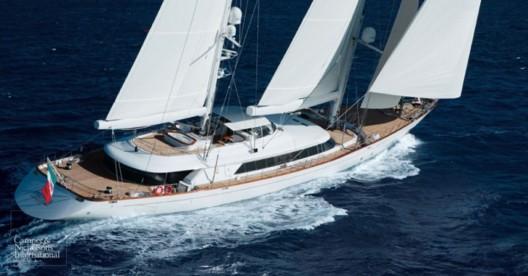 Rupert Murdoch to sell his $30 million yacht
