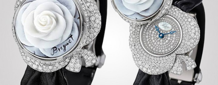 Breguet unveils its 'Secret de la Reine' timepiece