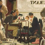 Masterworks by Norman Rockwell at Sotheby's New York Auction