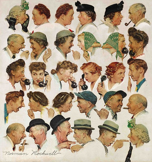 MASTERWORKS BY NORMAN ROCKWELL FROM THE STUART FAMILY COLLECTION