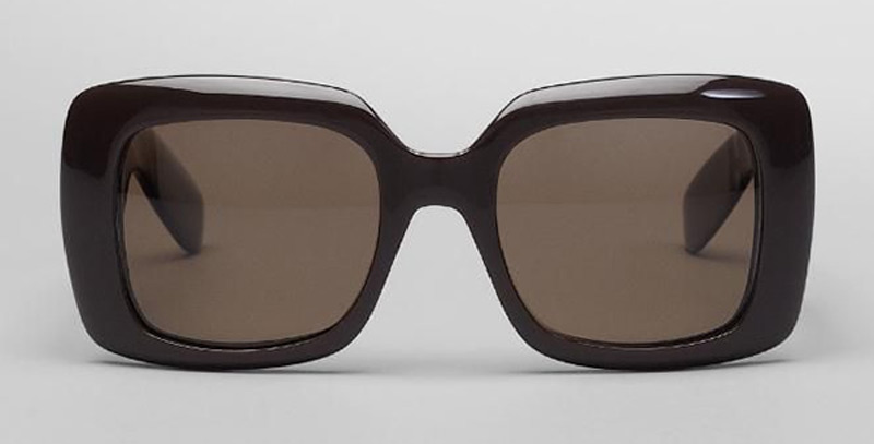expensive womens sunglasses  Limited Edition B.V. 1000 Sunglasses by Bottega Veneta - eXtravaganzi