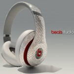 New Dr Dre Studio with a CRYSTAL ROCKED Make Over