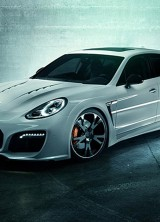 Porsche Panamera Turbo GrandGT by Techart