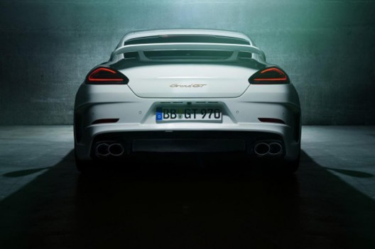 Panamera Turbo GrandGT by Techart at Frankfurt Motor Show