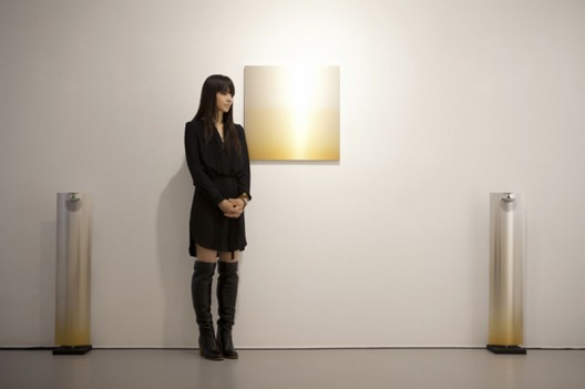 Bang & Olufsen joins hands with artist Miya Ando to create special edition BeoLab 12 loudspeakers