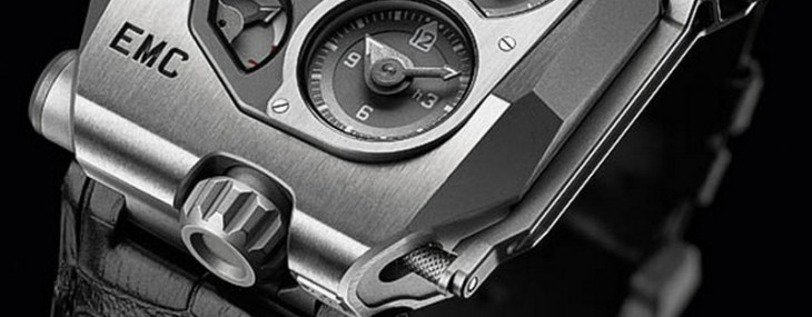 Urwerk EMC Watch Will Cost Around $120,000