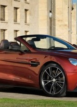 Now, at the Frankfurt motor show, they will present Volante Vanquish Q by Aston Martin