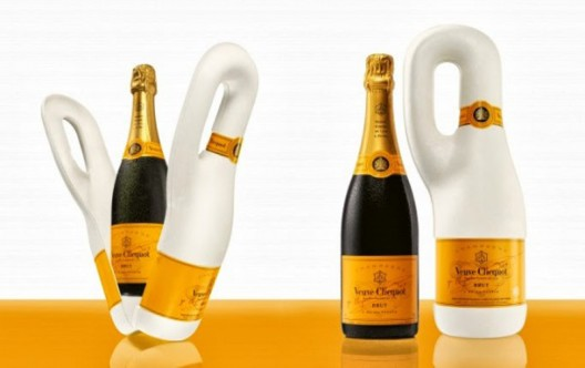Veuve Clicquot Champagne Comes In Biodegradable Pack