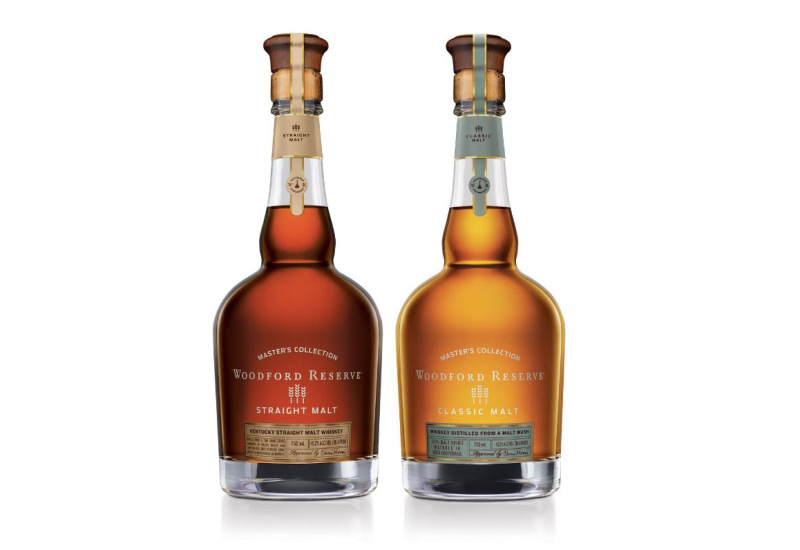 Woodford Reserve limited edition Master's Collection