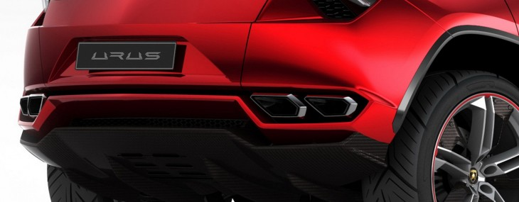 Lamborghini Urus SUV Got The Green Light