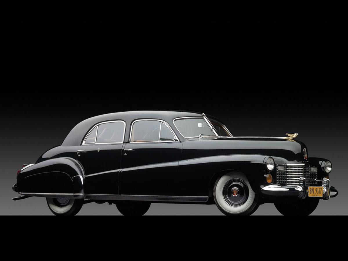 Duke And Duchess Of Windsor 39 S Custom Built Cadillac Goes