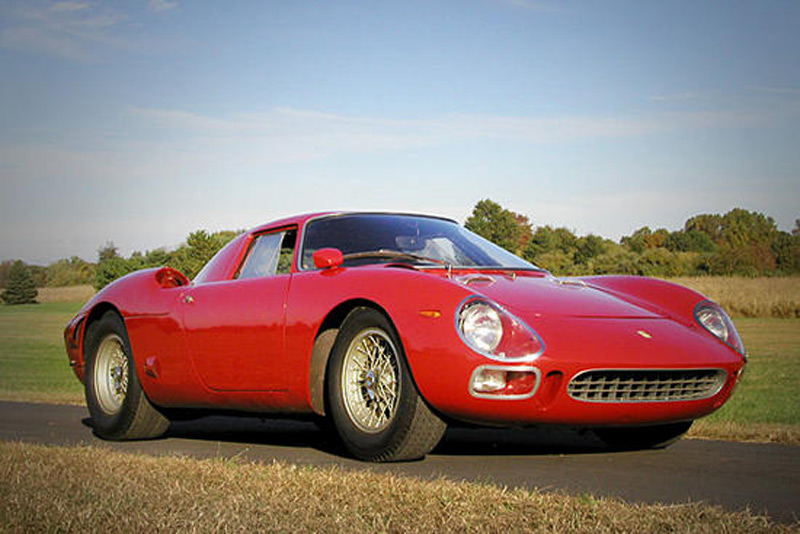 Ultra-Rare $12M 1964 250 LM Ferrari Set for NYC Auction