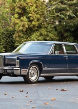 1977 Lincoln Continental Town Car At RM Auction