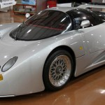 1995 Mercedes Lotec C1000 And 2002 Mercedes CLK GTR On Auction