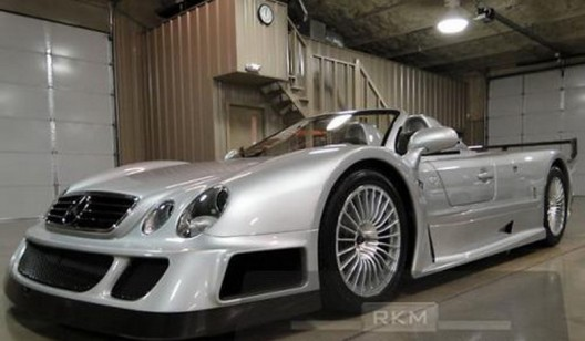RK Motors Collector Car Auctions will offer at auction at the beginning of November in North Carolina more exclusive cars