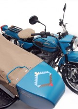 2013 Ural Gaucho Rambler Limited Edition Inspired by American Cowboy