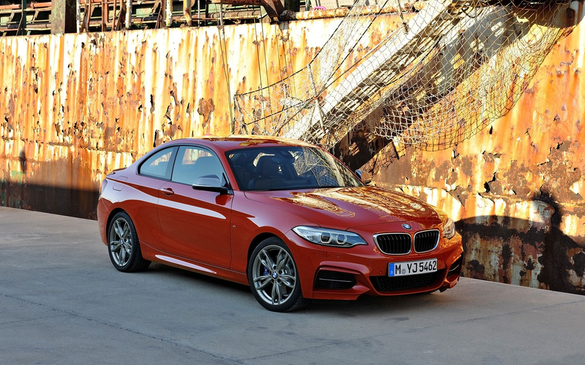 New bmw 2 series coupe extravaganzi - Bmw 2 series coupe pictures ...