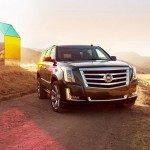 New Luxury 2015 Cadillac Escalade