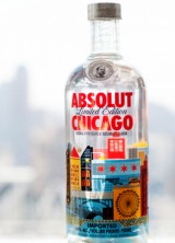 New Absolut vodka Dedicated to Chicago