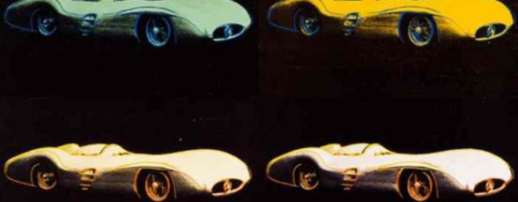 Andy Warhol's Mercedes Benz artwork to be auctioned for $17 million or more