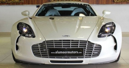 Aston Martin One-77 Can Be Yours For $2Million