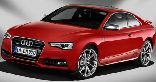 Audi is, for winning the DTM championship of their driver Mike Rockenfeller, develop a special edition of Audi A5 Coupe
