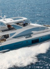 Azimut Benetti Group at FLIBS 2013: a World Premiere and the Debut in America