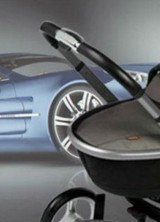 Baby Carriage By Aston Martin