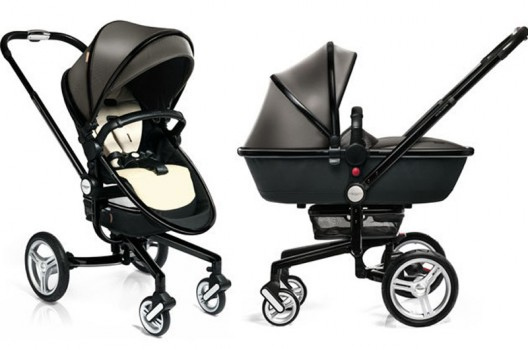 Aston Martin has created a special baby carriage