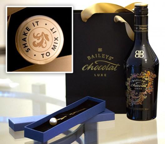 Baileys introduces its rich, Chocolate Luxe edition