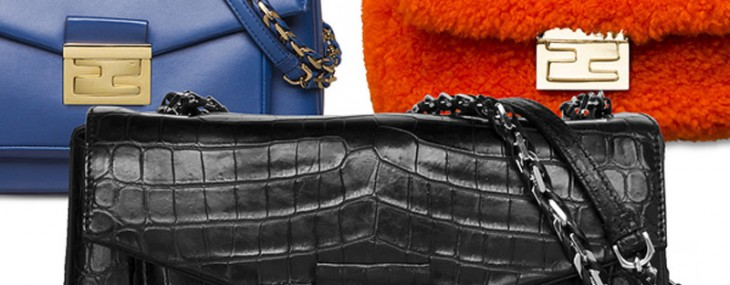 "Fendi doles out Italian ""It"" bag luxury with its new Be Baguette"