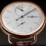 Bell And Ross Vintage WW1 Regulateur Pink Gold Watch