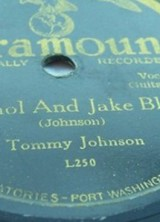 Super Rare Blues 78 rpm Record by Tommy Johnson Sold for $37,100 on eBay