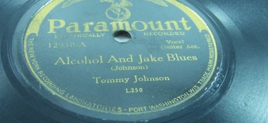 Tommy Johnsons 78rpm blues record from 1930 sold for $37,100 on eBay