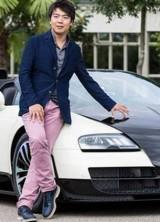 Bugatti Veyron Grand Sport Vitesse Lang Lang Edition