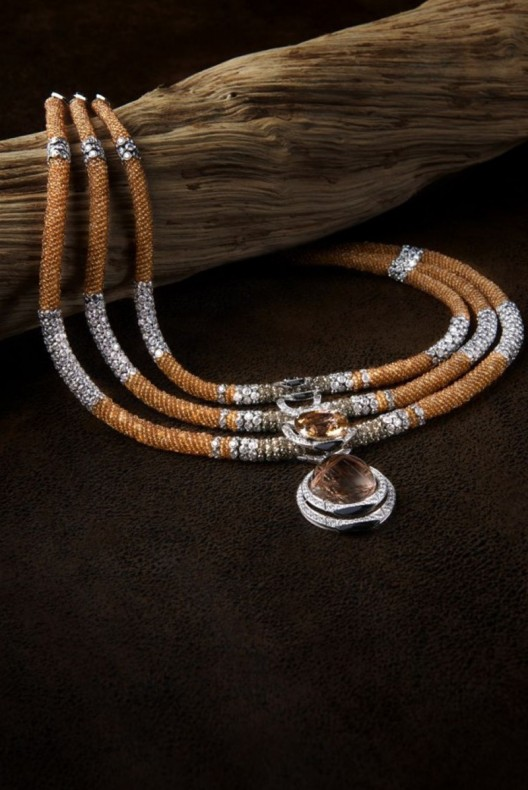 Renowned French brand, Cartier, has presented a new collection of luxury jewelry