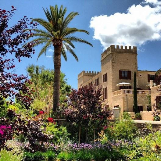 New Mallorca Luxury Resort: Historic Hotel Castell Son Claret