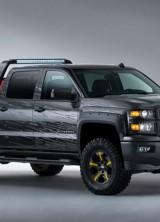 2014 Chevrolet Silverado Black Ops Concept