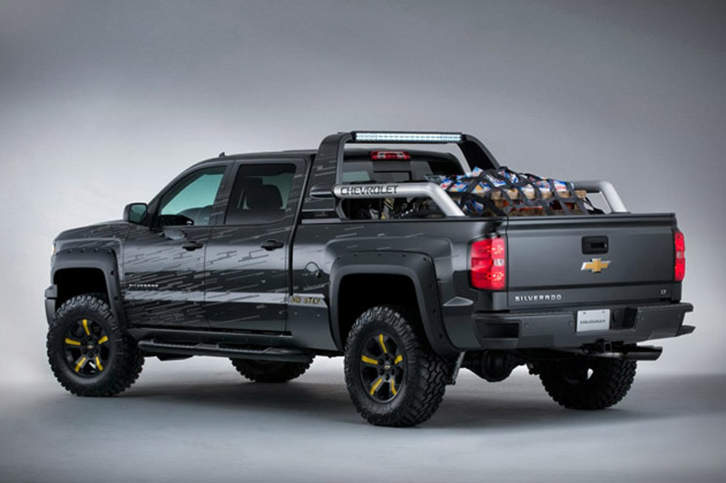 2014 Chevy Silverado Black Ops