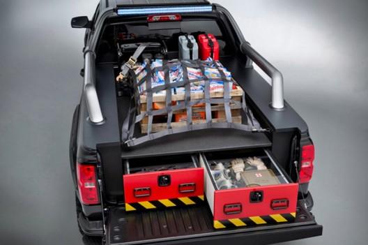 2014 Silverado Black Ops Concept by Chevrolet