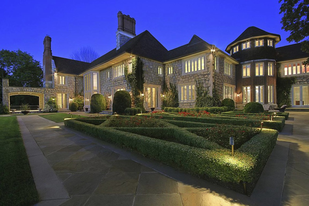 conyers farm estate  greenwich on sale for  18 5 million