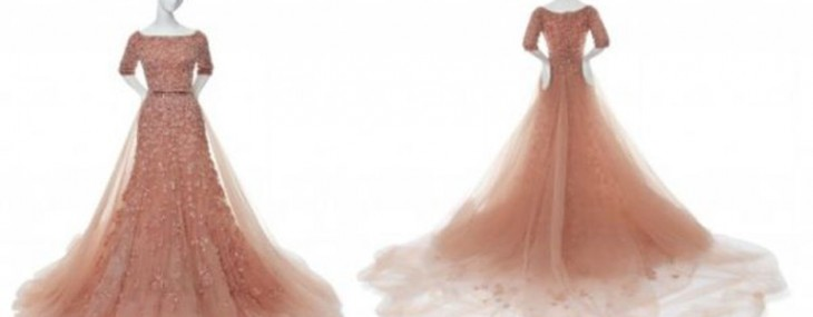 Disney Princess Dresses from Harrods' Christmas Windows at Christie's Auction