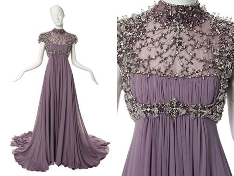 Disney Princess Dresses from Harrods' Christmas Windows at ...
